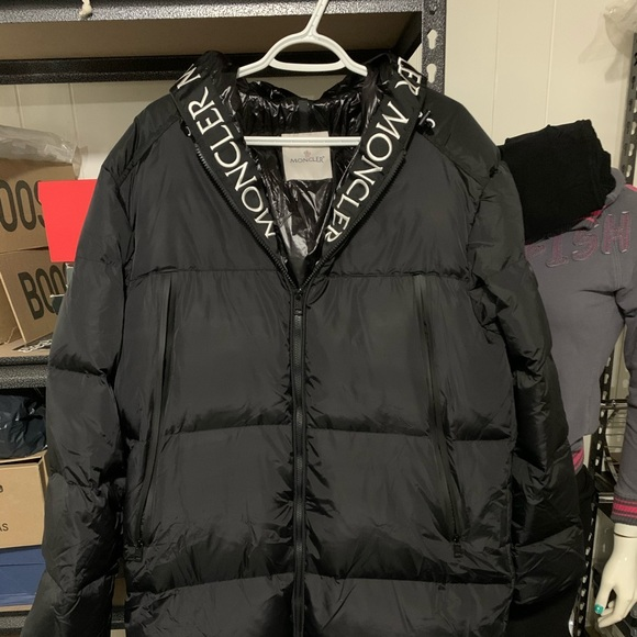 Down Winter Jacket XXL